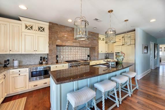 Kitchen by Wellborn Cabinets