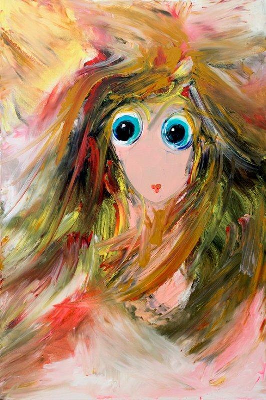 Lisa Jill Allison - Big Eyed Girl