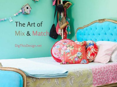 The Art of Mix and Match Design