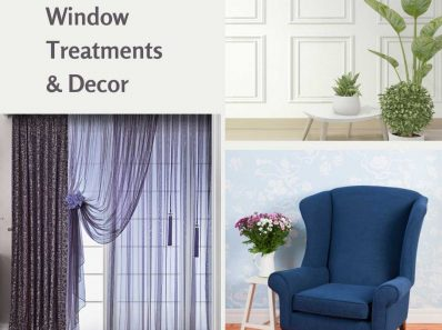 Window Treatments and Decor