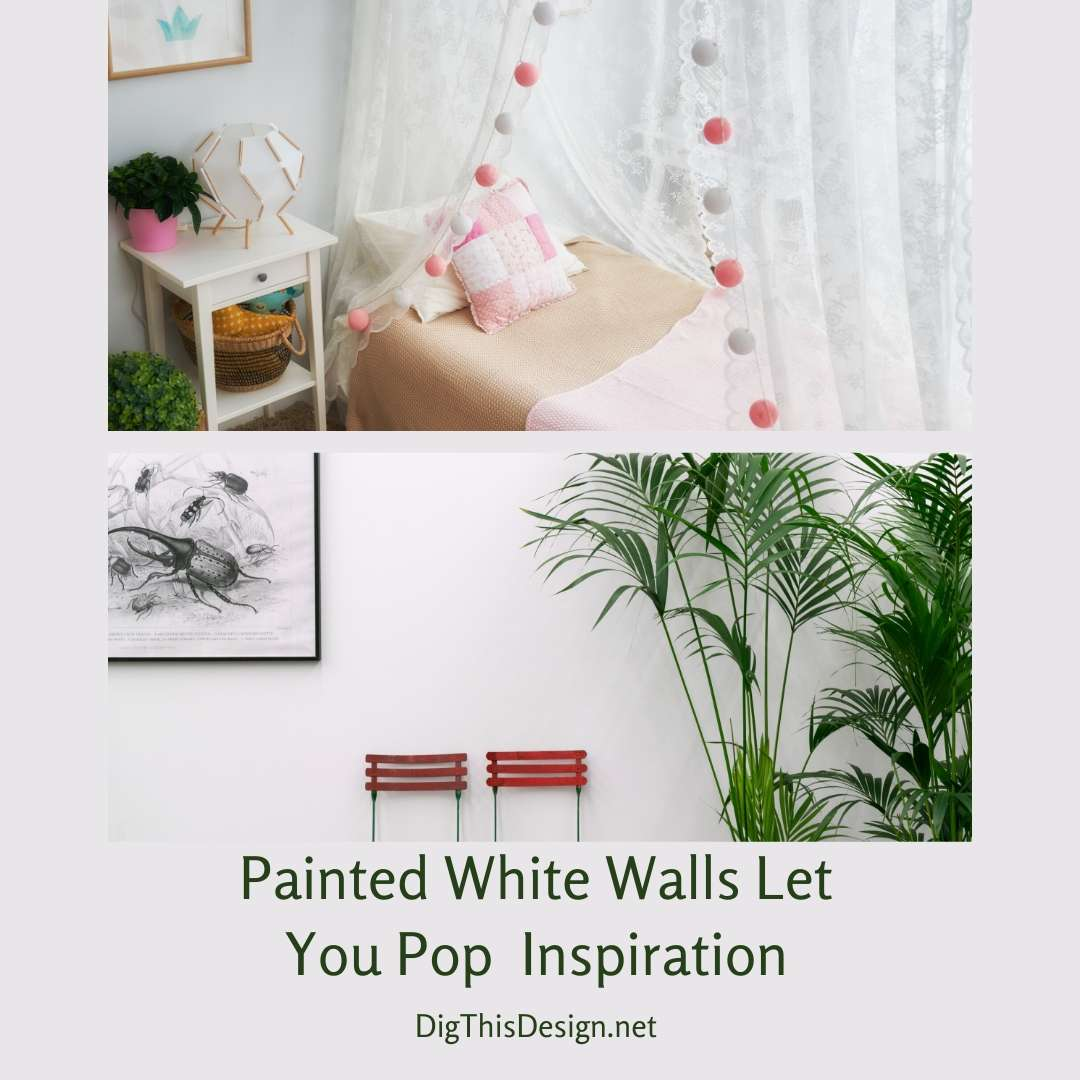 Creating Sophistication with White Walls