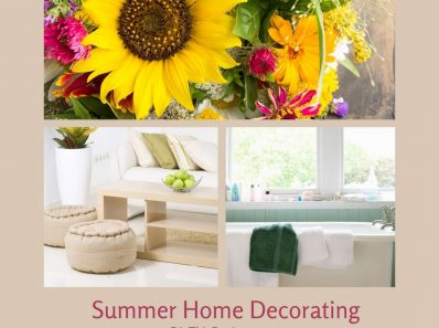 Summer Home Decorating