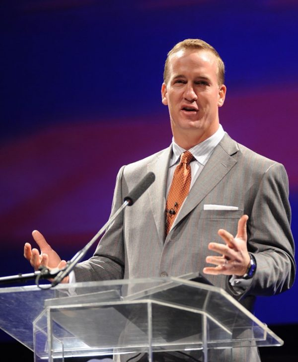 Kitchen and Bath Industry Show - Peyton Manning, keynote speaker for KBIS 2017.