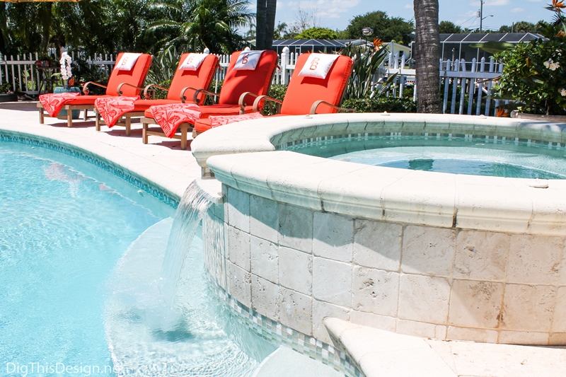 In-ground Pool - Concrete pool design