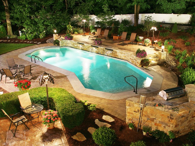 Comparing 3 Types of In-ground Pool Construction - Dig This ...