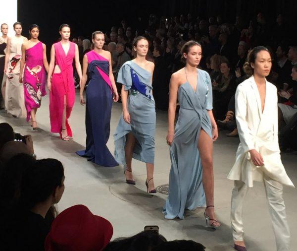 Fall Fashion - Moroccan designer Said Mahrouf fall 2017