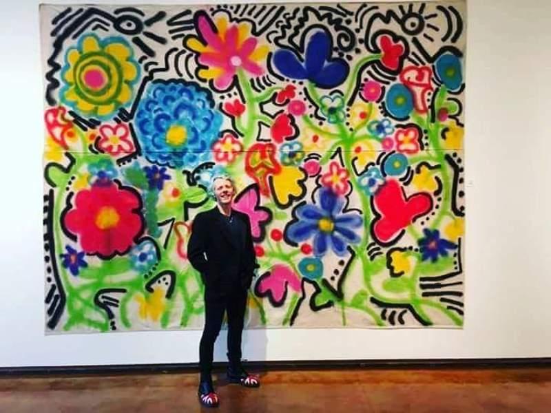Artist Adam Cook - Adam Cook Acrylic artist in Atlanta, Georgia.
