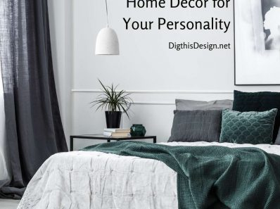 Home Decor for Your Personality