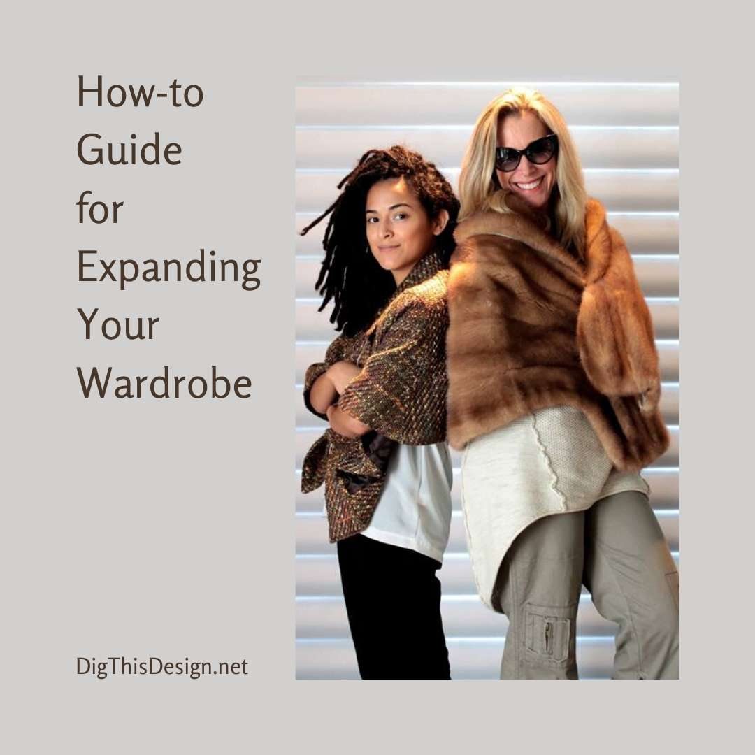 How to Expand Your Wardrobe