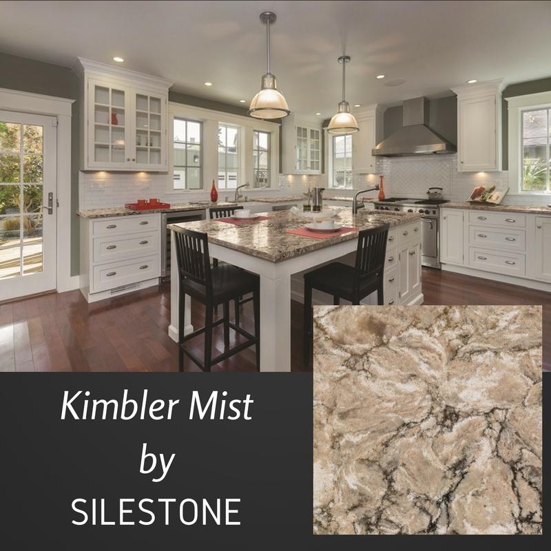 Kimbler Mist by Silestone