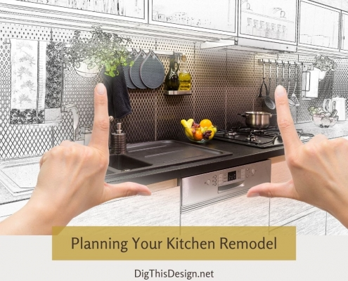 Planning Your Kitchen Remodel