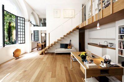 Interior Design Tips - Wood flooring design