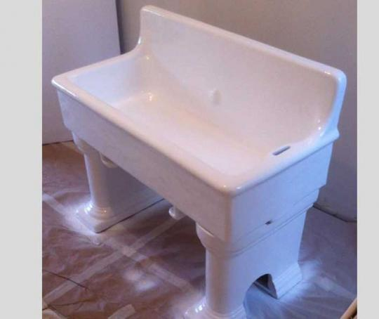 A History Lesson On The Farmhouse Sink Dig This Design