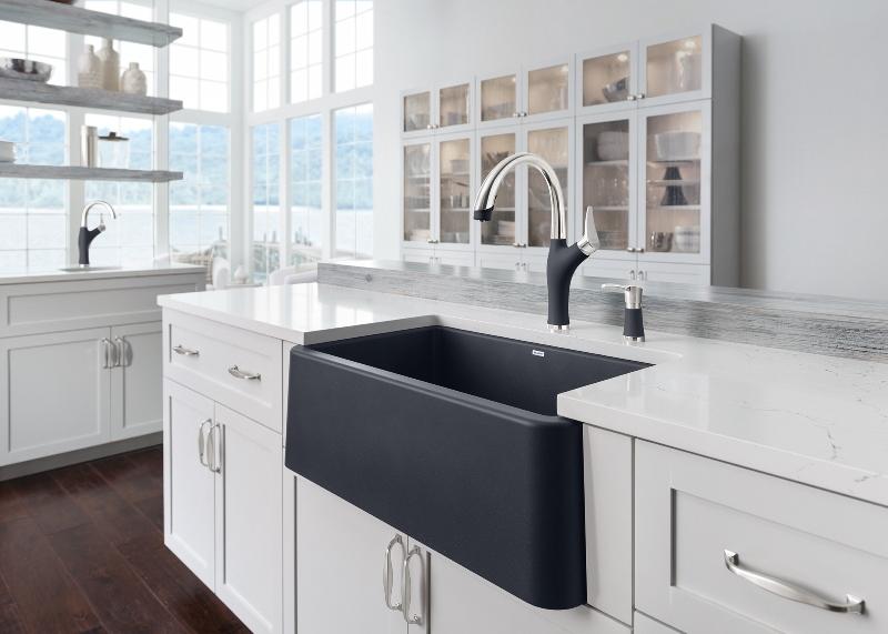Farmhouse Sink - Blanco IKON a farmhouse sink with style.