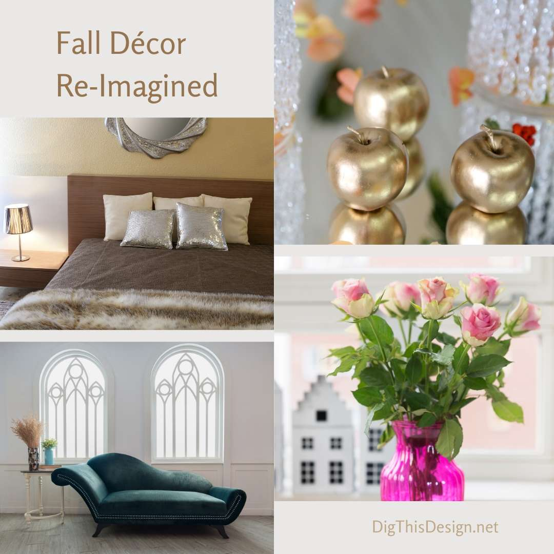 Fall Décor Re-Imagined