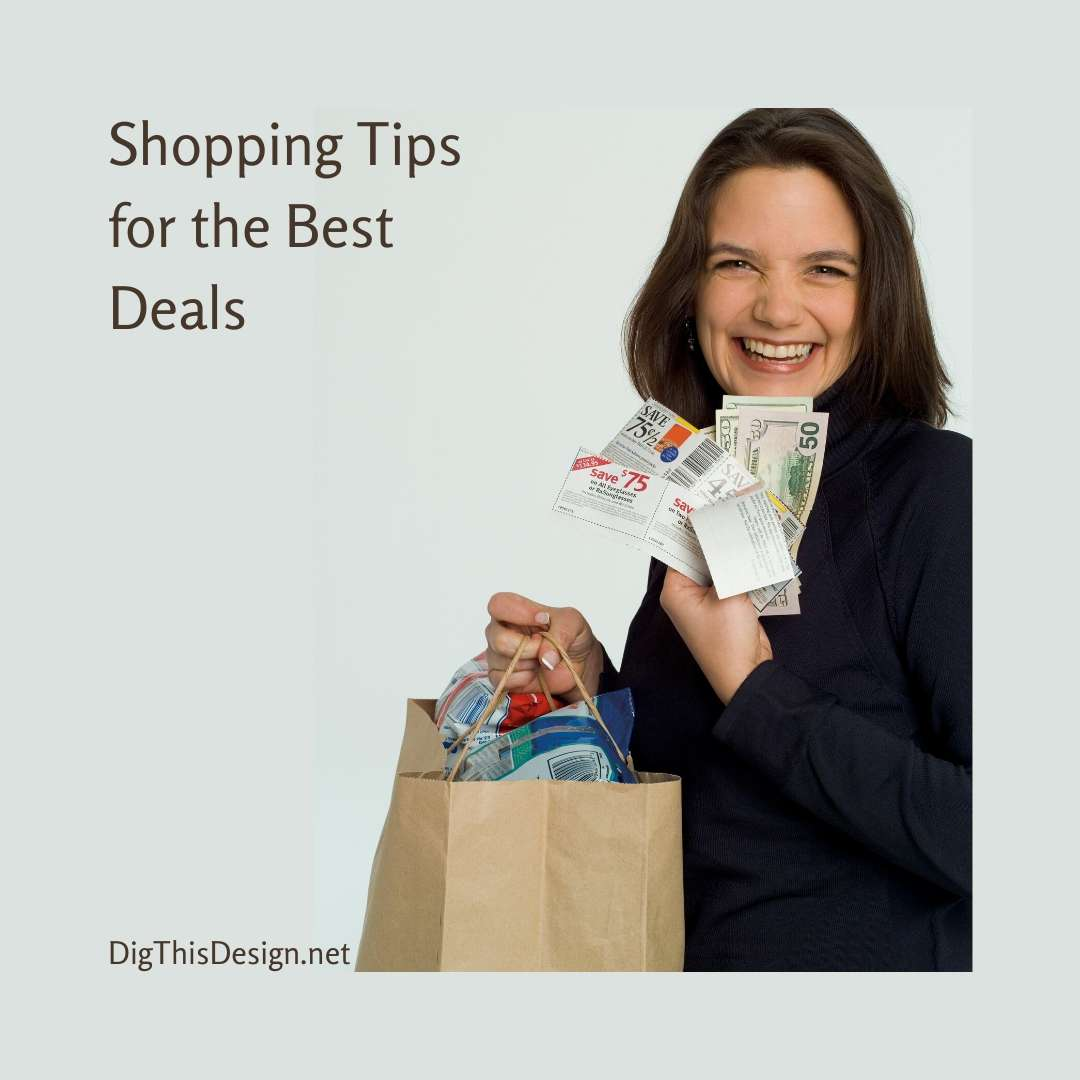 Shopping Tips to Finding the Best Deals