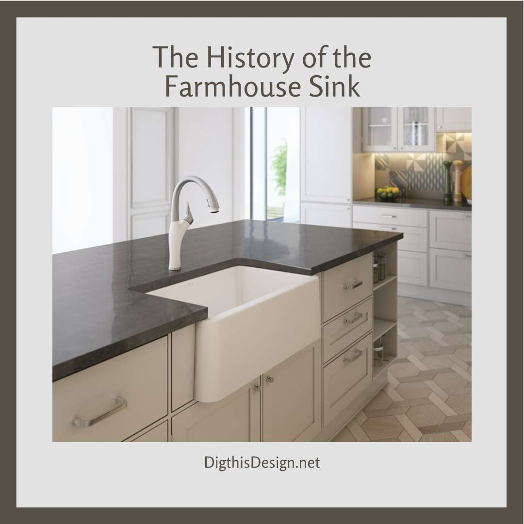 The History of the Farmhouse Sink