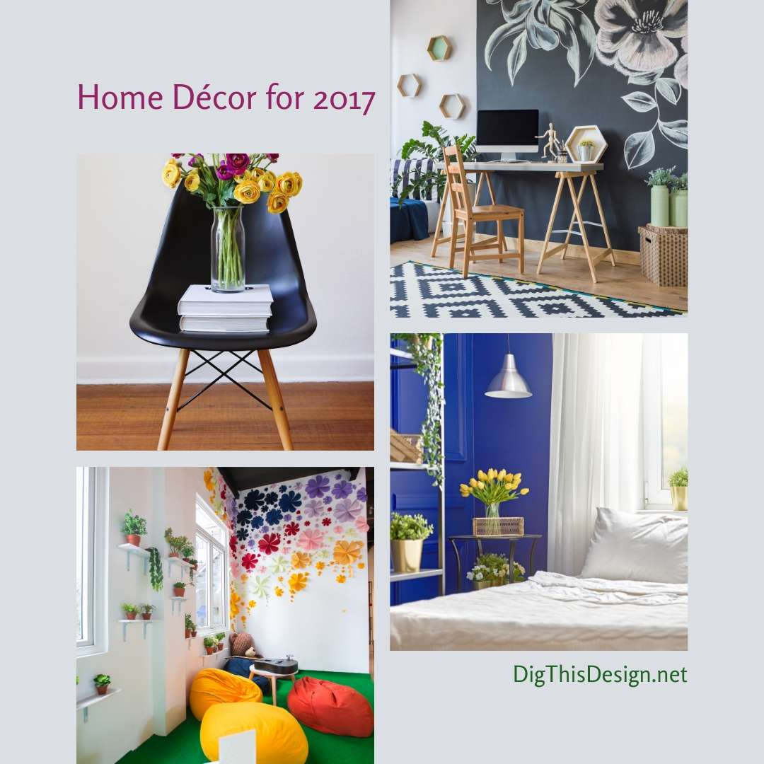 Home Décor for 2017