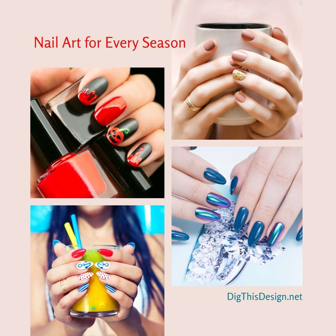 Nail Art for Every Season