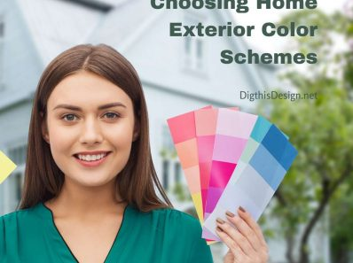 5 Tips to Putting Together Exterior Color Schemes