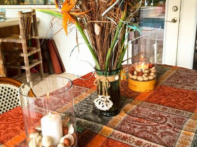 Easy Fall Decorating Ideas Using Natural Materials