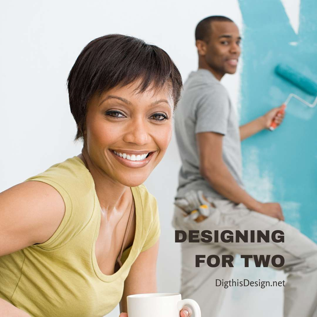 3 Decorating Tips on Designing for Two