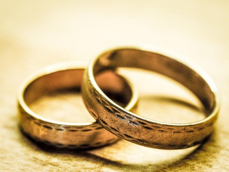Wedding Planning - Designing custom rings.