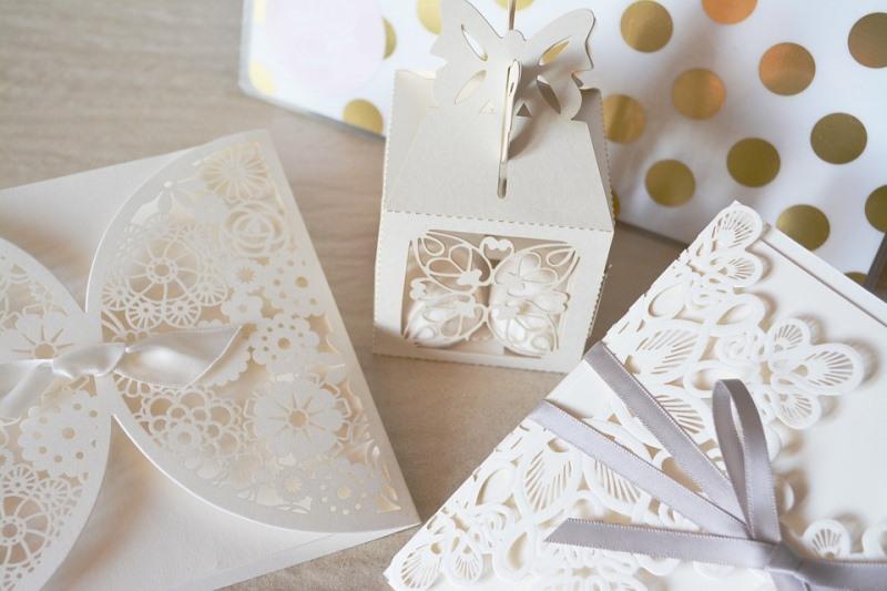 Wedding Planning - Unique wedding invitations.