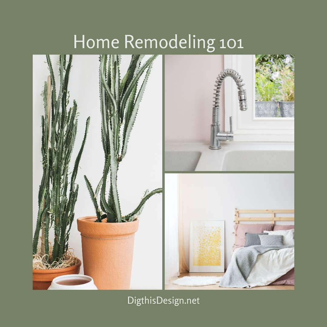 Home Remodeling 101