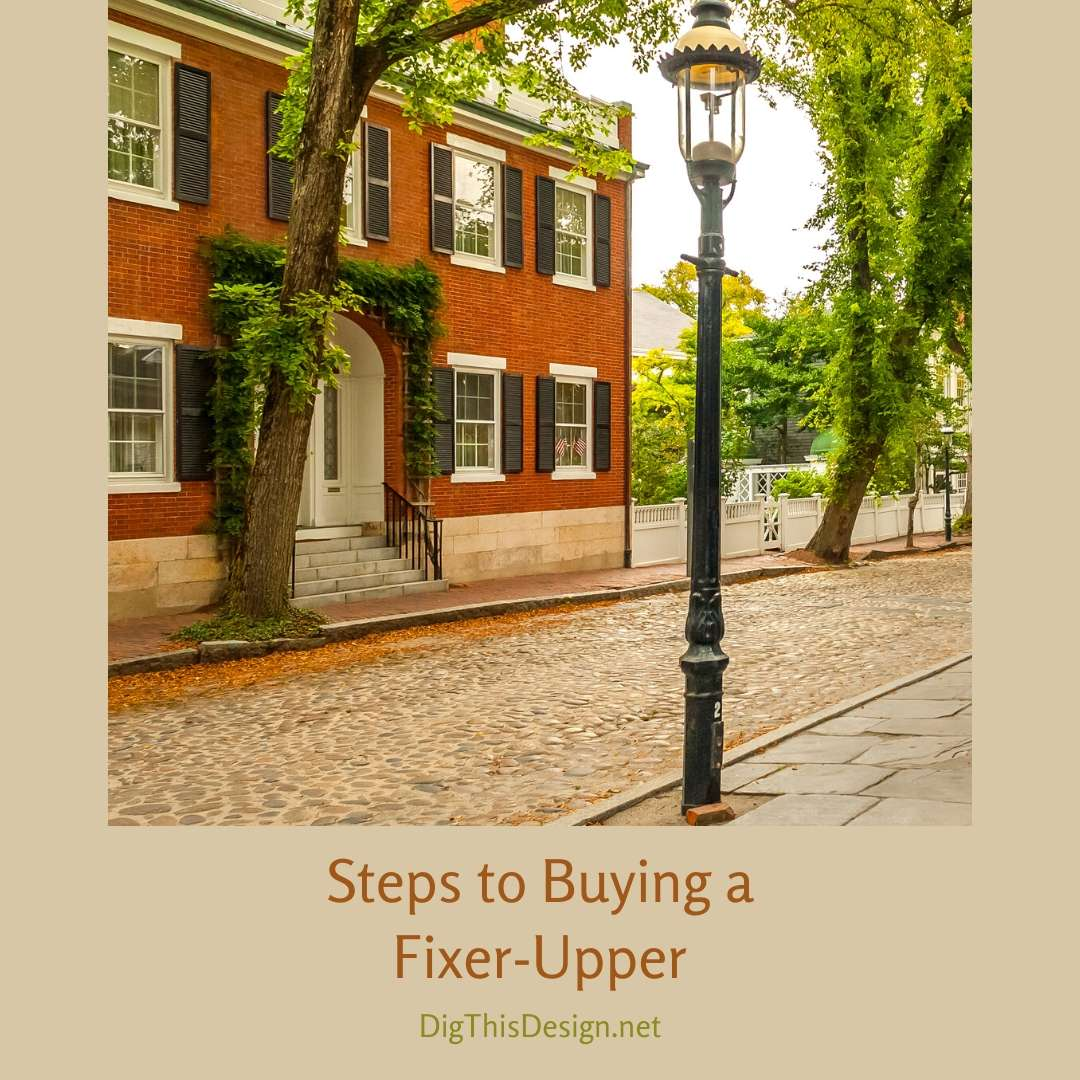 Steps to Buying a Fixer-Upper