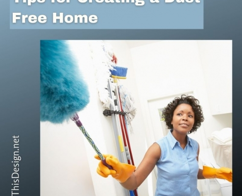 Tips for Creating a Dust Free Home