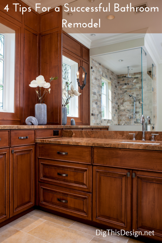 The 4 Most Important Things To Consider In Bathroom Remodels
