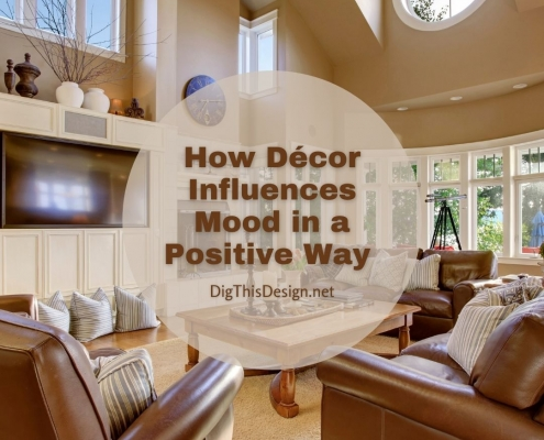 How Décor Influences Mood in a Positive Way