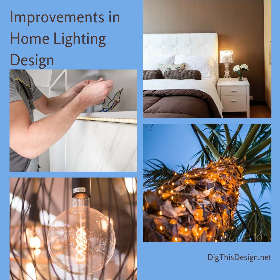 Improvements in Home Lighting Design
