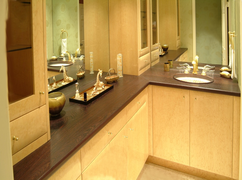 Bathroom Remodels - Your accessories are an important part of redesigning your bathroom.