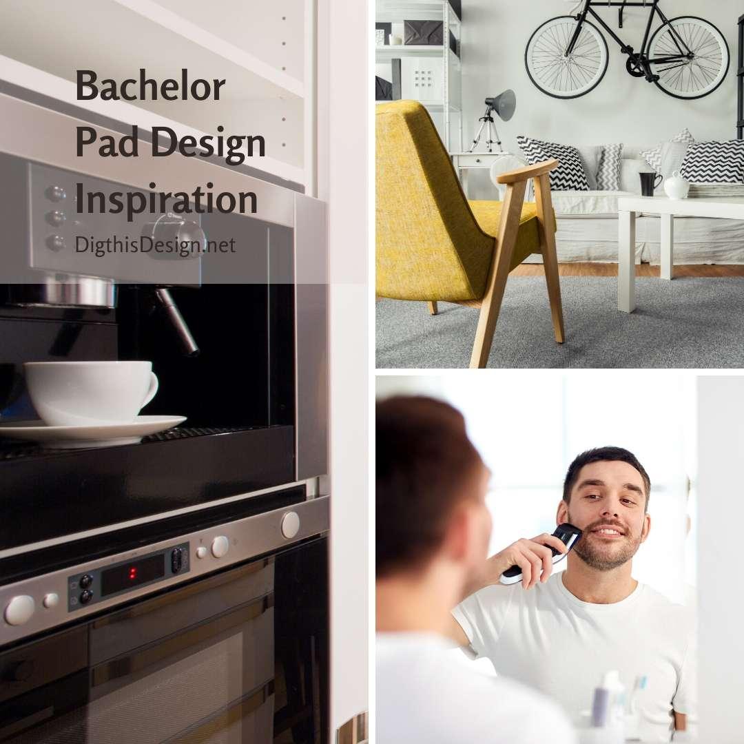 Bachelor Pad Design Inspiration