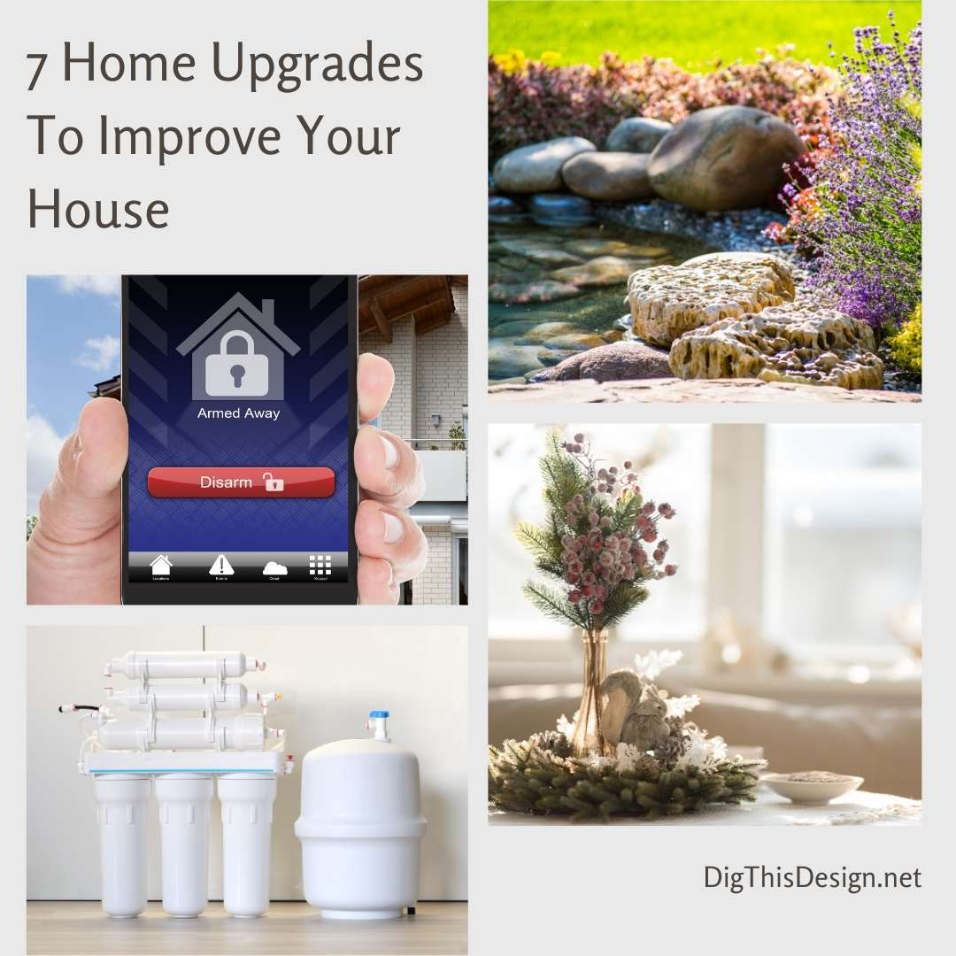 Home Upgrades To Improve Your House