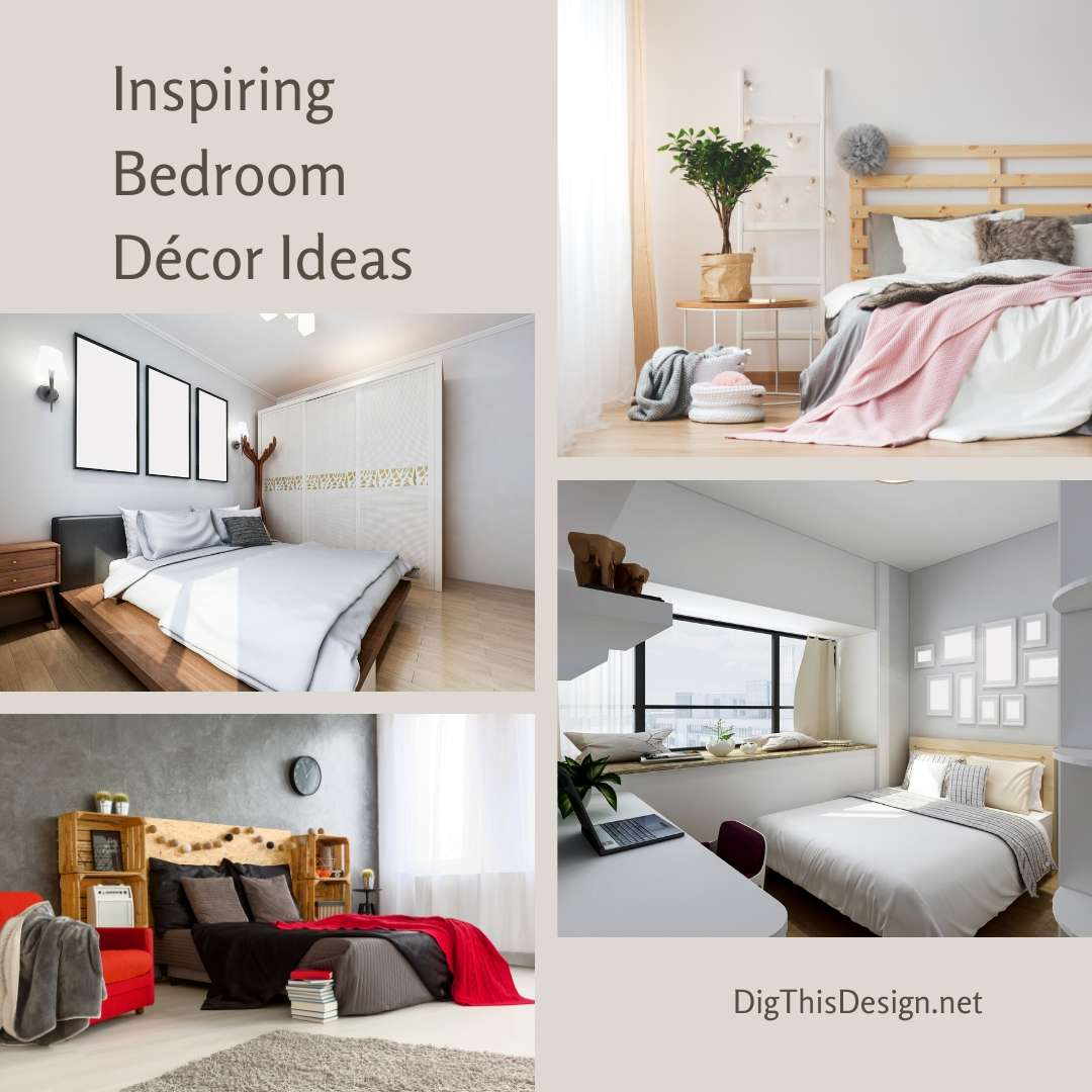 Inspiring Bedroom Décor Ideas