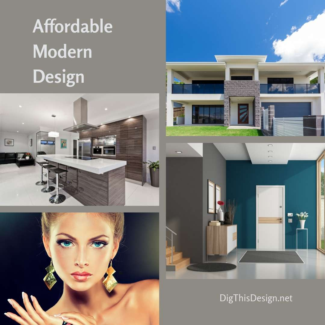 Modern Design and Affordability