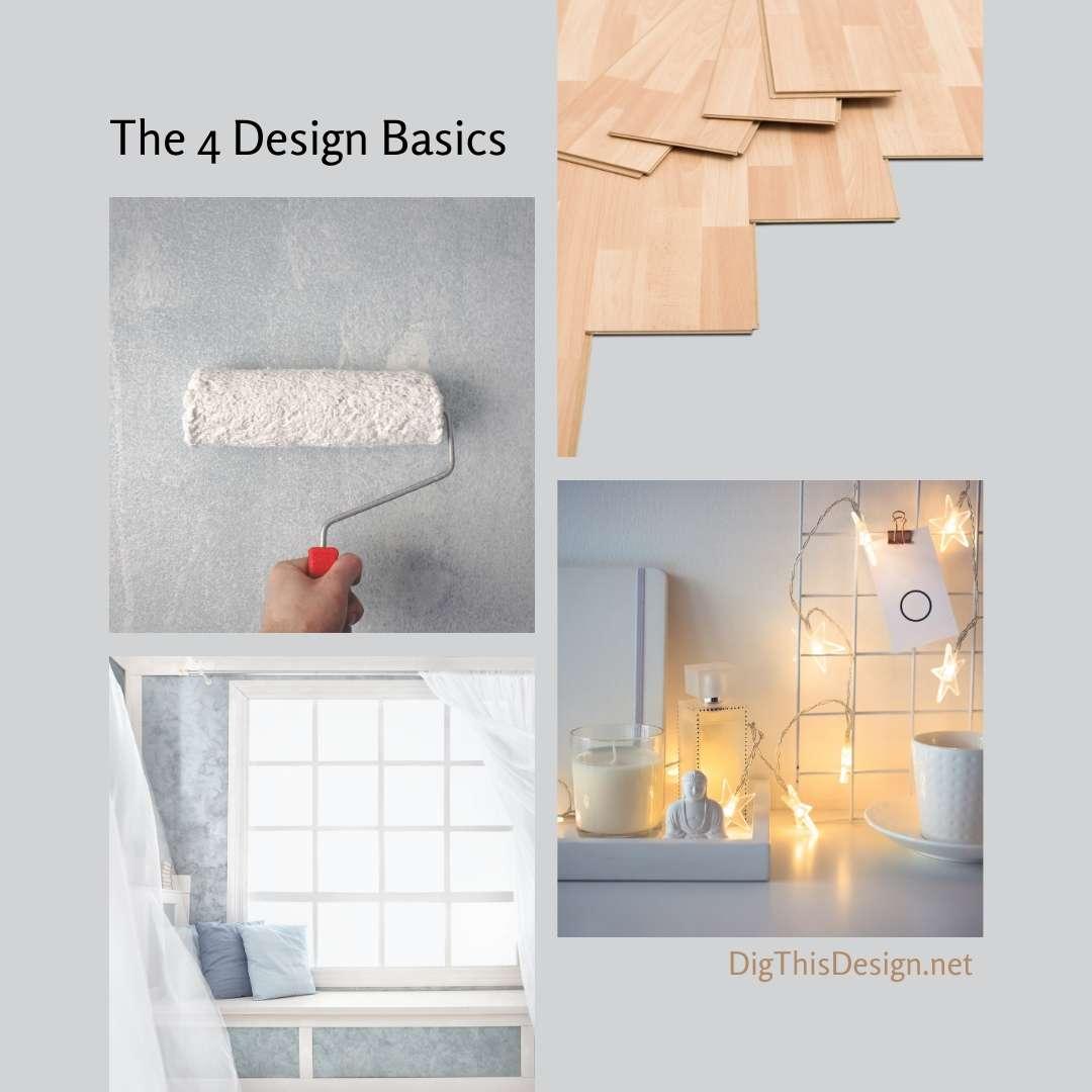The 4 Design Basics
