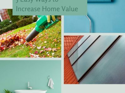 5 Easy Ways to Increase Home Value