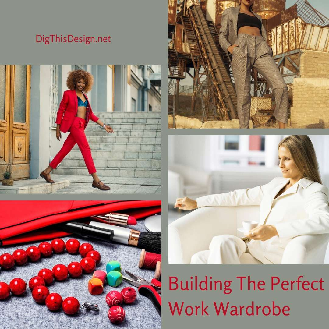 Building The Perfect Work Wardrobe
