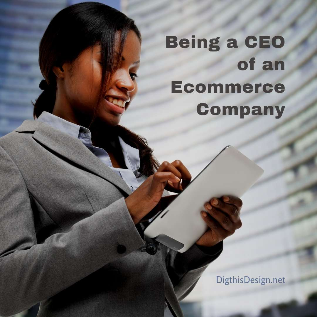 CEO of an Ecommerce Company
