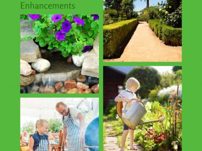 Garden Enhancements That Make a Difference