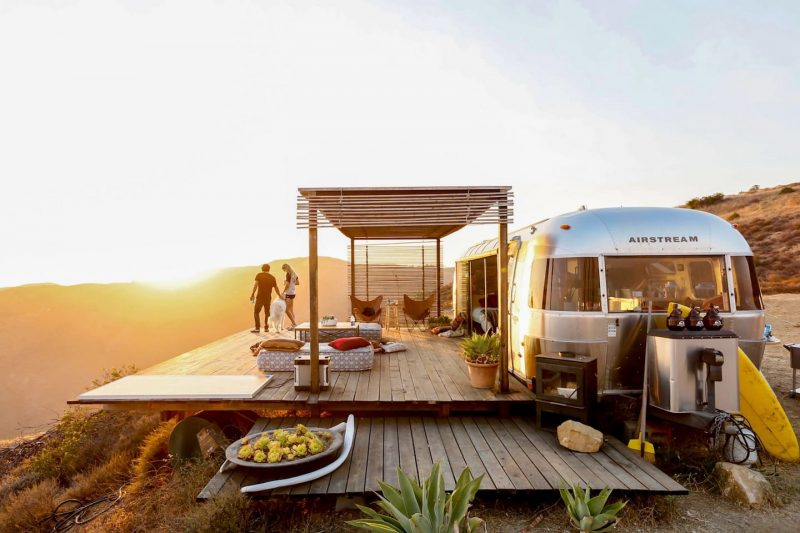 Airbnb - Malibu Dream Airstream