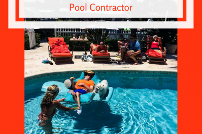 Pool Contractor - 5 Things to consider when hiring a pool contractor.