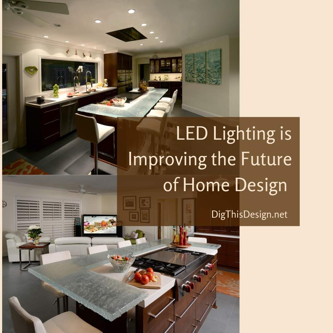LED Lighting the Future of Home Design