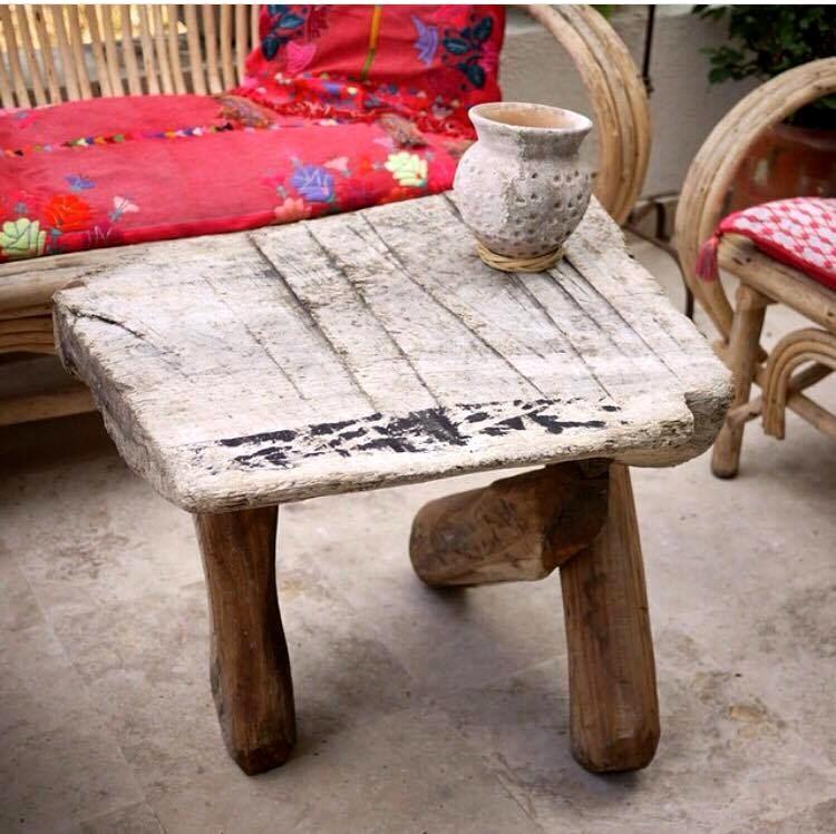Jane Maroni - Organic table design