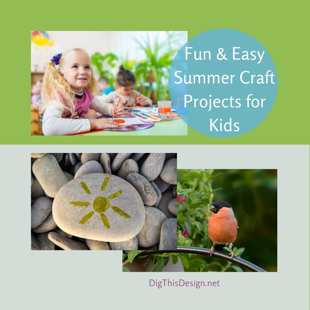 Summer Craft Projects for Kids