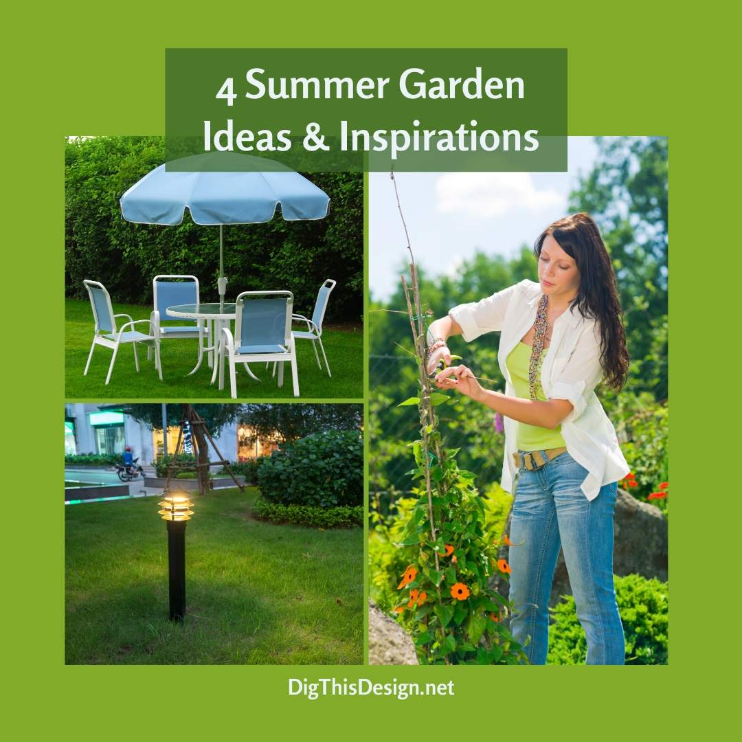 Summer Garden Ideas & Inspirations